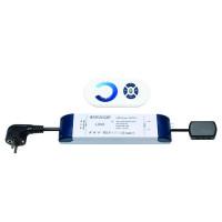 LED transformator | connector 6-gats | afstandsbediening | parallel | 18 watt L2045-CON6